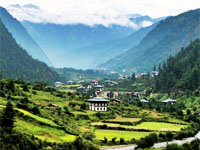 places to visit in haa valley