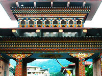 places to visit in phuentsholing