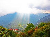 places to visit in trongsa