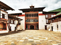 places to visit in wangduephodrang